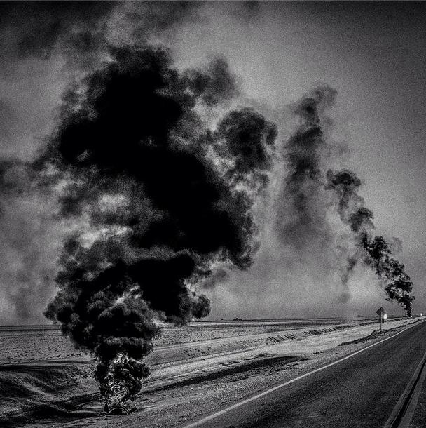       Matt Black fotografo instagram