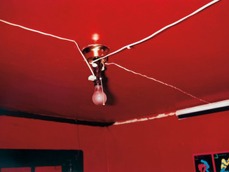 William Eggleston, la banalita' trasformata in arte