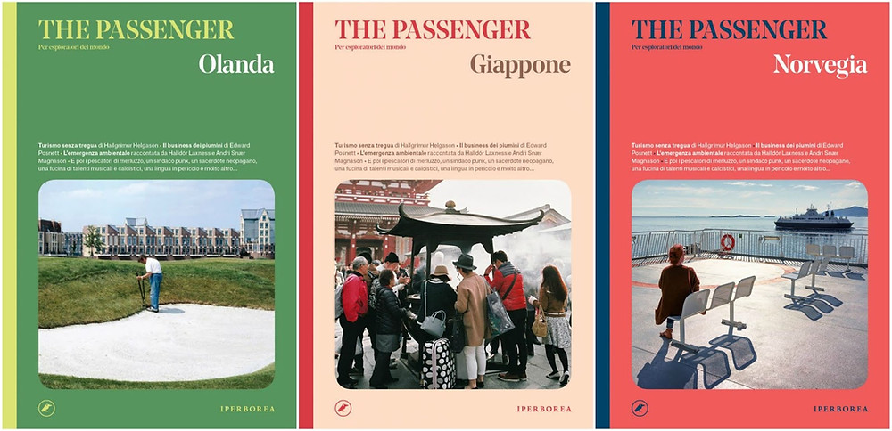 guide di viaggio the passenger