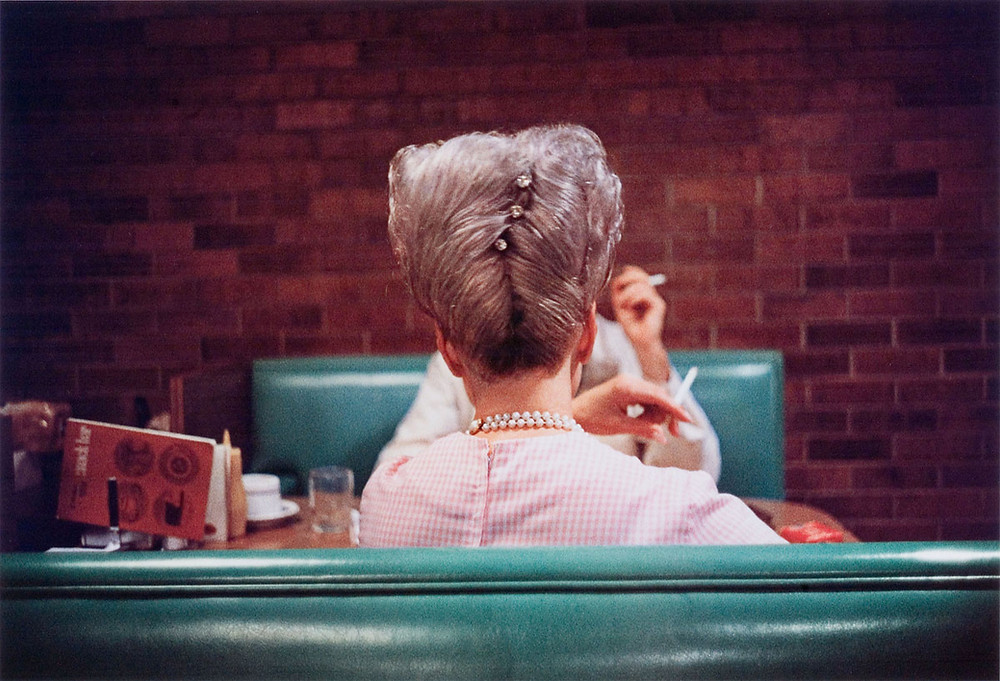 William Eggleston colori foto