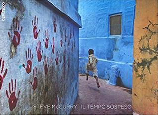 """""""Il tempo sospeso"""", nuovo libro di Steve McCurry pubblicato da Contrasto"""