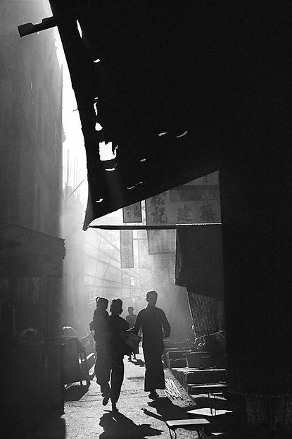 Fan Ho fotografo Hong Kong