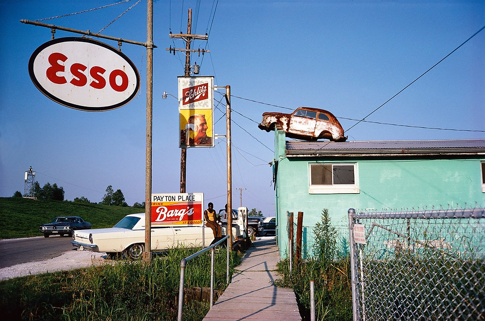 William Eggleston foto