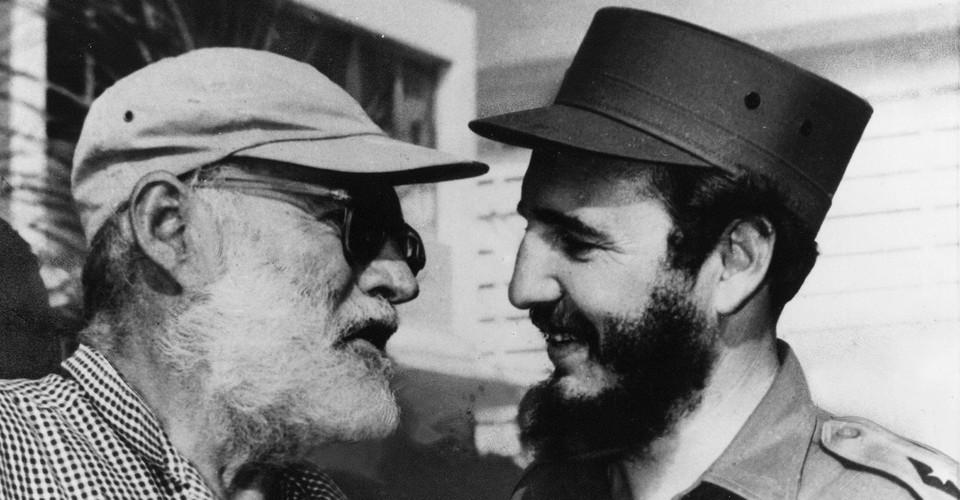 Hemingway e rivoluzione cubana Fidel castro
