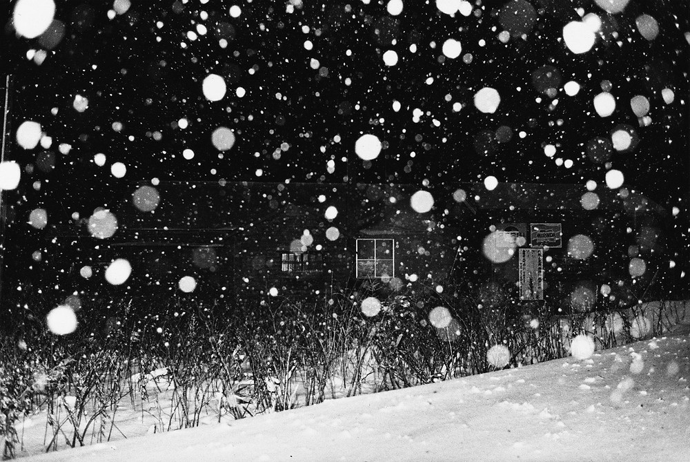 Daido Moriyama foto paesaggio