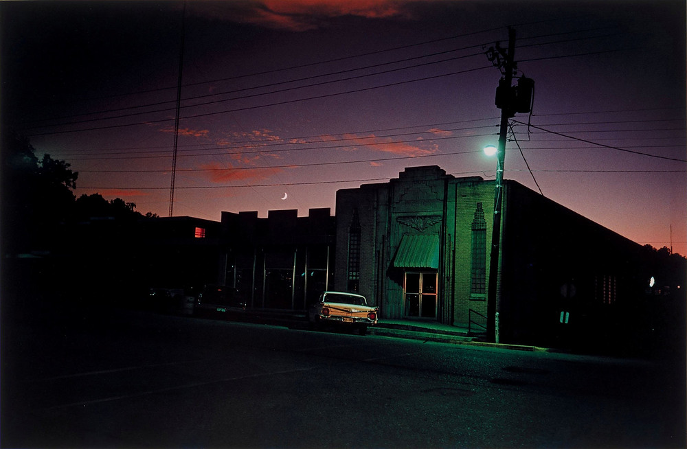 William Eggleston fotografo