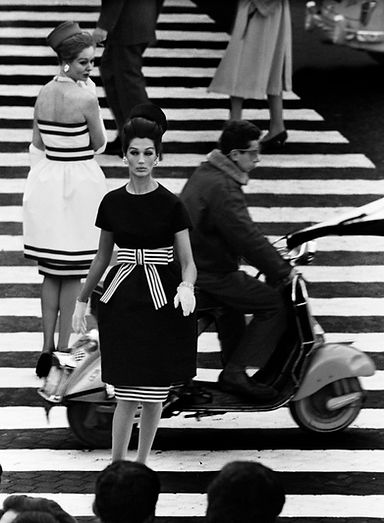 William klein fotografia moda Vogue