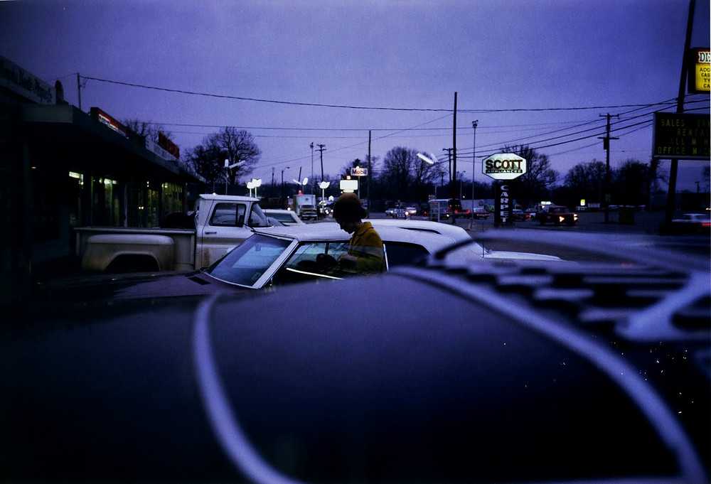 William Eggleston fotografia