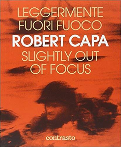 Robert Capa libro di fotografia