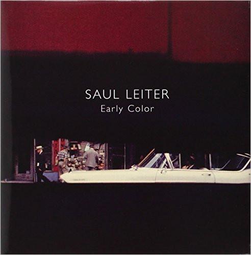 Saul Leiter libri di fotografia