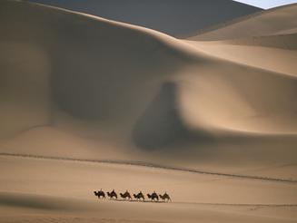 Michael Yamashita, un fotografo sulle orme di Marco Polo