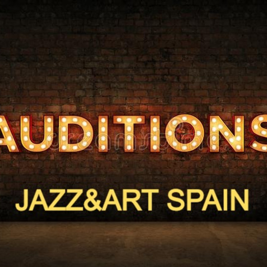 """""""DANCE AUDITIONS""""  BY  JAZZ&ART SPAIN"""