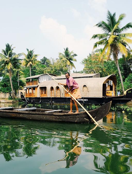 indischer Fischer