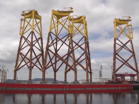en_Transportbefestigung für größten Offshore-Windpark der Welt geliefert