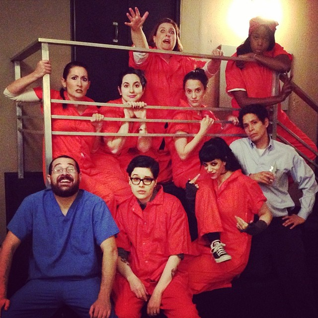 Improv: Orange is the New Black