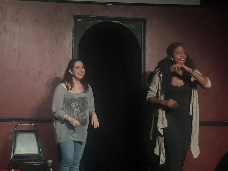 Ladies Night Improv at iO West