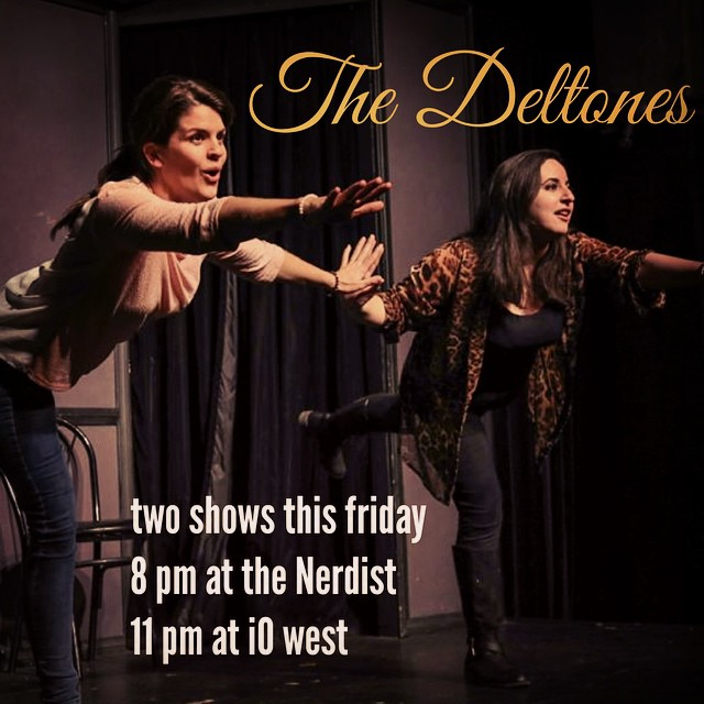 The Deltones (iO West)