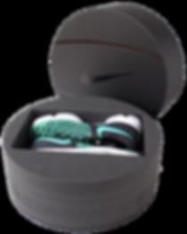Nike shoebox structural packaging design