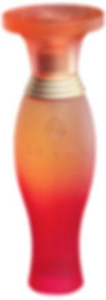 Shimo fragrance bottle structural packaging design