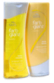 Guhl toiletries shampoo packaging design