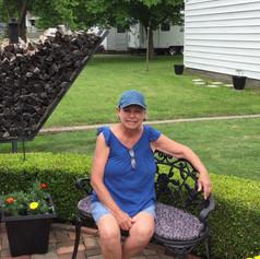 Trish Erzan, Gardener