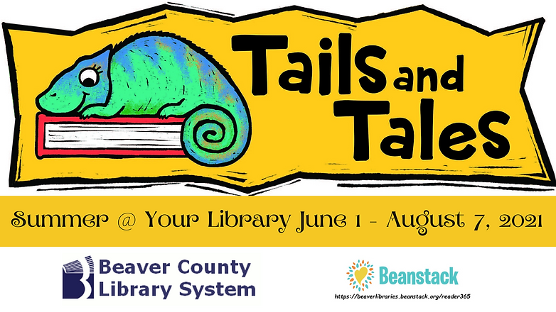 Summer @ Your Library June 1 - August 7