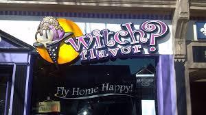Week 3: Witch Flavor