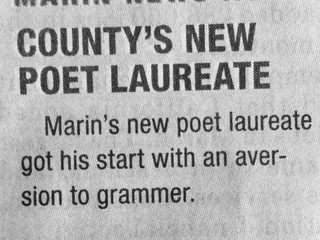 Local Newspaper's Aversion to Proofreading