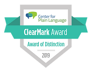 clearmark-award-of-distiction_badge.png