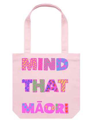 Mind That Māori Tote Bag