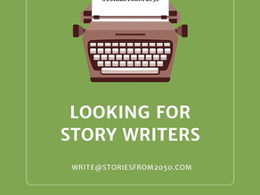 Looking for Story Writers
