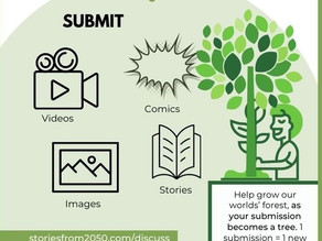 Write your Story from 2050!
