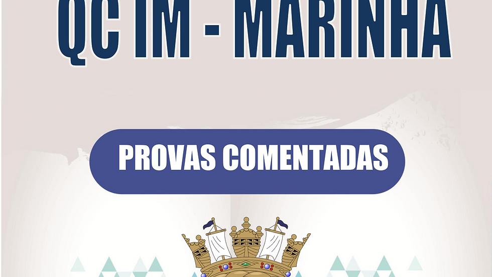Apostila de Provas Comentadas da Marinha QC-IM - EM PDF