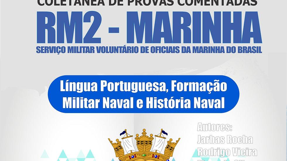 Apostila de Provas Comentadas de Oficial da Marinha RM2 - EM PDF