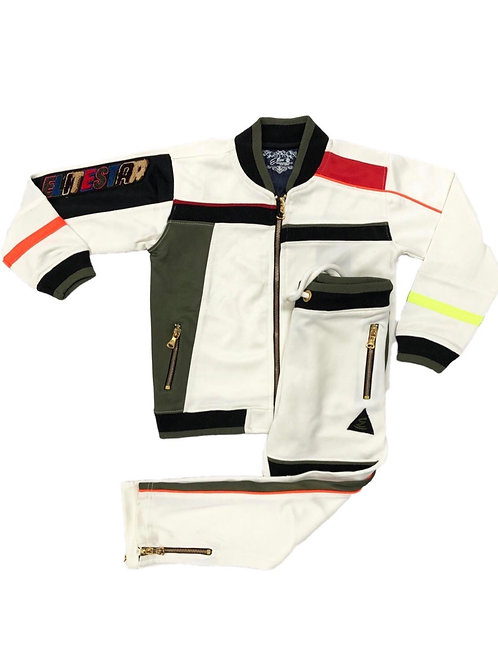 Flex Mens Track Suit