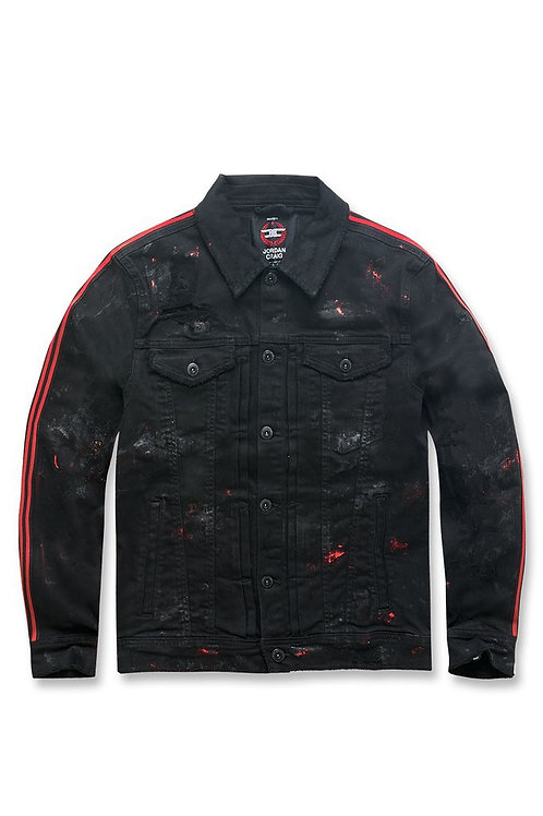 Bred Twill Jacket