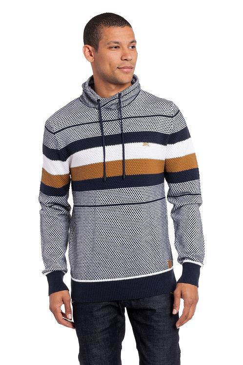 Hampton | Long Sleeve Striped Sweater