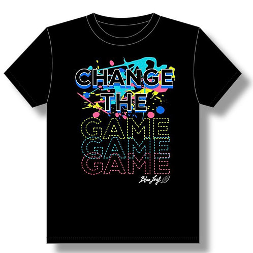 Blac Leaf - Change the Game Graphic Tee