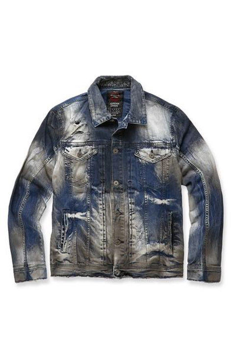 SEDONA DENIM JACKET (AGED WASH)