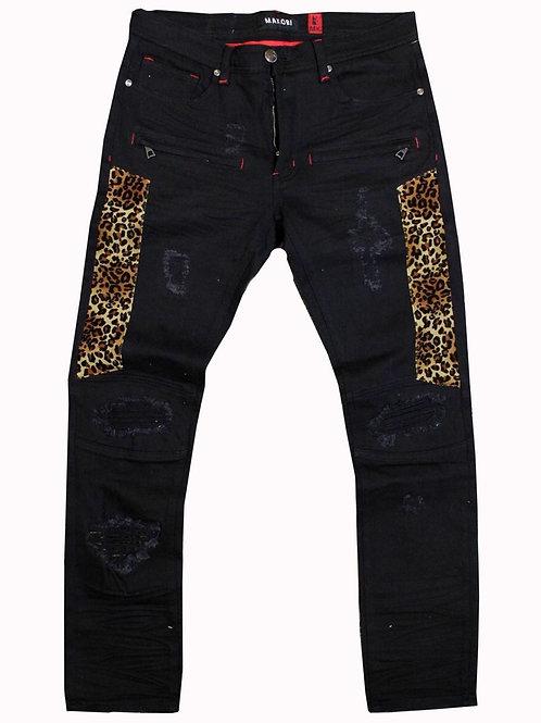Makobi cheetah pants
