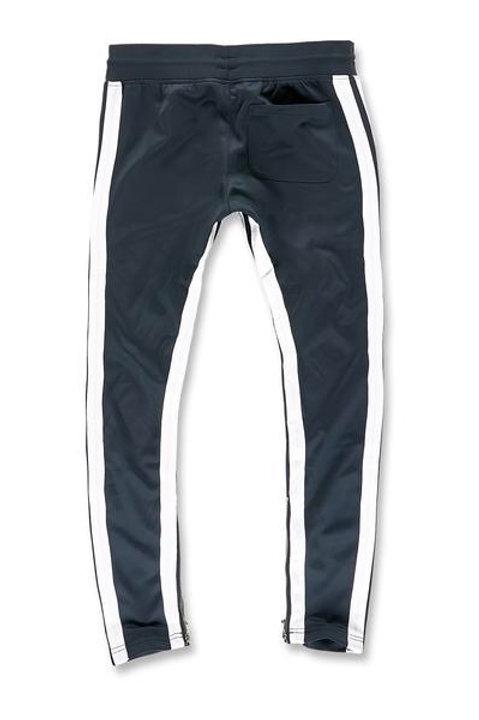 OXFORD TRACK PANTS (DARK TEAL)