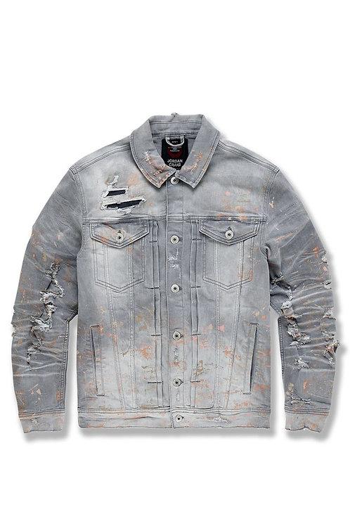 Avalanche Denim Trucker Jacket