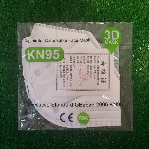 3D Kn95 with Filter