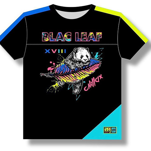 Blac Leaf - Panda Chillax Shirt