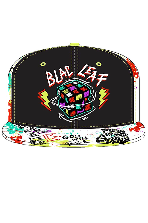 Blac Leaf - Unlock Your Potential ( snapback )