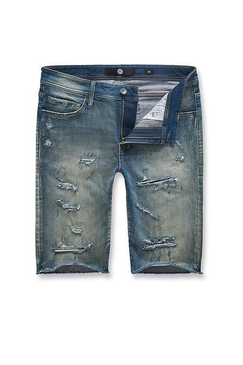 Jordan Craig  - Seaside Denim Shorts ( Arizona Wash )