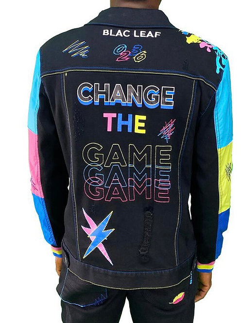 Blac Leaf - Change the Game Denim Jacket