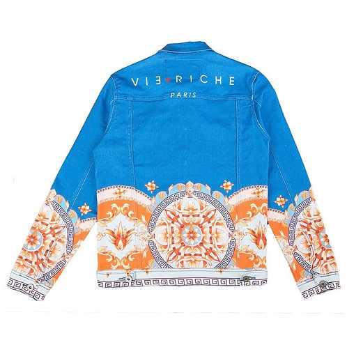 Vie RICHE - Baroque Print