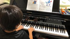 ピアノ男子🎶✨