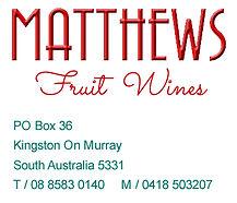 buy fruit wines Australia